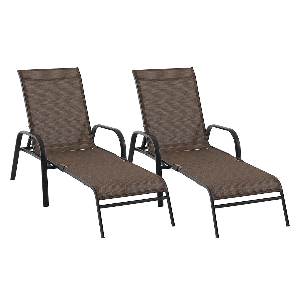 dining kitchen lounges com iron dp lounge position amazon multi chaise patio