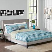 Josie by Natori 5 pc Breeze Reversible Quilt Set