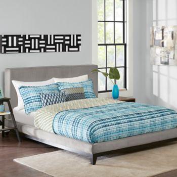 Josie by Natori 5-piece Breeze Reversible Quilt Set