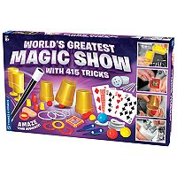 Thames & Kosmos World's Greatest Magic Show with 415 Tricks