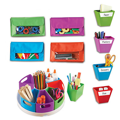Learning Resources Create-a-Space Bundle