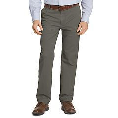 Men's IZOD Classic-Fit Performance Flat-Front Pants
