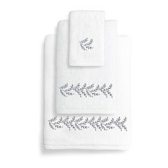 Linum Home Textiles Autumn Leaves 3-piece Bath Towel Set