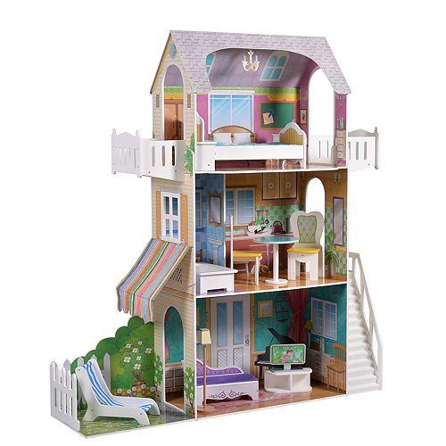 Teamson Kids Garden View Estate Doll House