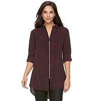 Women's Rock & Republic® Zip Tunic