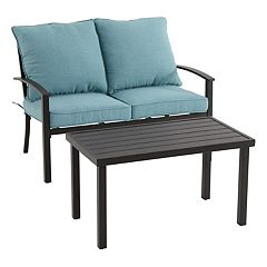 SONOMA Goods for Life™ Burbank Patio Loveseat & Coffee Table 2-piece Set