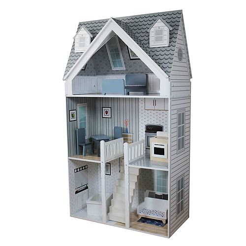 Teamson Kids Deluxe City Doll House