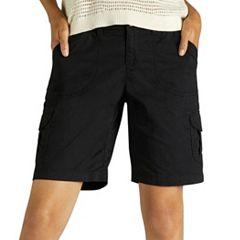 Women's Lee Diani Comfort Waist Bermuda Shorts