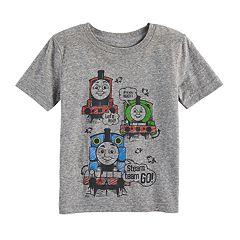 Toddler Boy Jumping Beans® Thomas the Train Thomas, Percy & James Graphic Tee