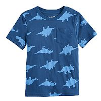 Boys 4-10 Jumping Beans® Dinosaurs Pocket Tee
