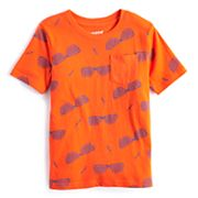 Boys 4-10 Jumping Beans® Sunglasses Pocket Tee
