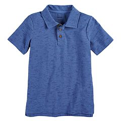 Boys 4-7x SONOMA Goods for Life™ Striped Slubbed Polo