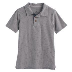 Boys 4-7x SONOMA Goods for Life™ Striped Slubbed Polo