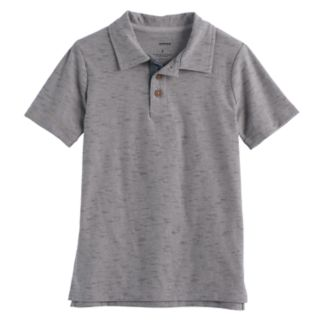 Boys 4-7x SONOMA Goods for Life? Striped Slubbed Polo