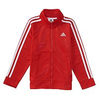 Boys 4-7x adidas Iconic Tricot Jacket
