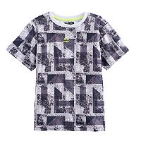 Boys 8-20 RBX Performance Print Tee