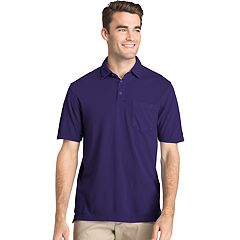 Men's IZOD Regular-Fit Pigment-Dyed Stretch Polo