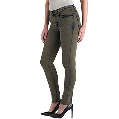 Women's Rock & Republic® Berlin Acid Wash Skinny Jeans