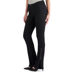 Women's Rock & Republic® Kasandra Zipper Accent Bootcut Jeans