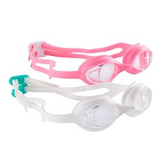 Girls 4-16 Speedo 2 pkSolid Swim Goggles