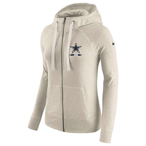 da072824d Women s Nike Dallas Cowboys Gym Vintage Hoodie