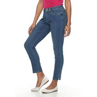 Women's Croft & Barrow® Straight-Leg Ankle Jeans
