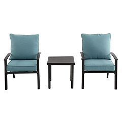 SONOMA Goods for Life™ Burbank Patio Arm Chair & End Table 3 pc Set