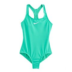 Girls 7-14 Nike Racerback Swimsuit