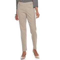 Petite Napa Valley Millennium Seam Front Pants