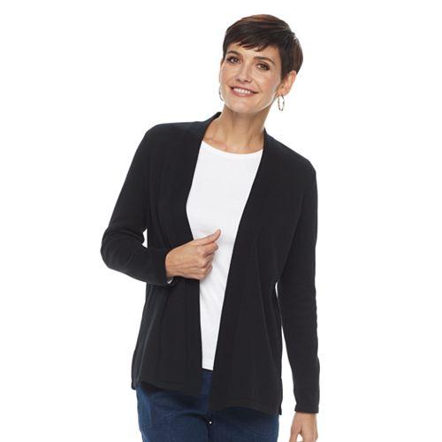 ca0397c144f Women s Croft   Barrow® Essential Open Front Cardigan