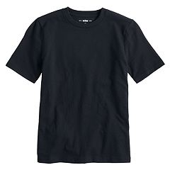 Boys 8-20 & Husky Urban Pipeline® Ultimate Solid Crew Tee