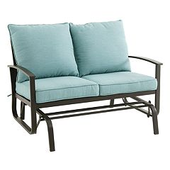 SONOMA Goods for Life™ Burbank Patio Glider Loveseat