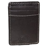 Buxton RFID-Blocking Front-Pocket Magnetic Money Clip