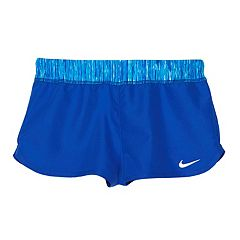 Girls 7-14 Nike Swim Cover-Up Shorts