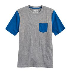 Boys 8-20 Urban Pipeline™ Ultimate Colorblock Pocket Tee