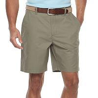 Men's Croft & Barrow® Classic-Fit Easy-Care Stretch Flex-Waist Flat-Front Shorts