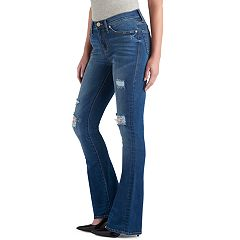 Women's Rock & Republic® Kasandra Ripped Bootcut Jeans