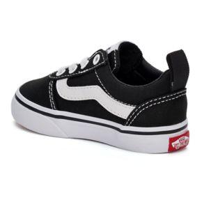 Vans Ward Toddler Slip On Skate Shoes