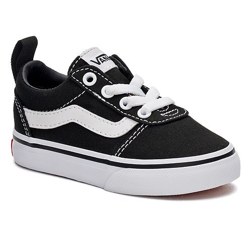 52901e561e Vans Ward Toddler Slip On Skate Shoes