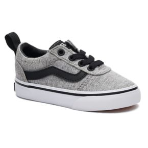 Vans Ward Toddler Slip On Skate Shoes