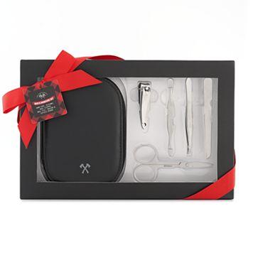 Tri-Coastal Design Men's Manicure Set