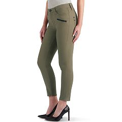 Women's Rock & Republic® Kashmiere Sateen Crop Skinny Pants