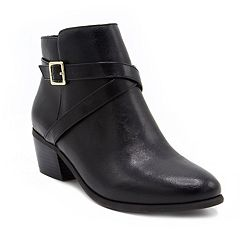London Fog Halifax Women's Ankle Boots