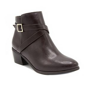 London Fog Halifax Women's Ankle Boots