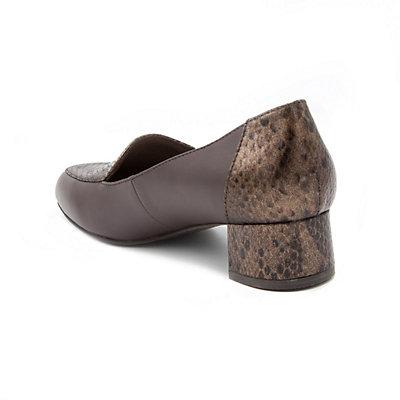 London Fog Fulton Women's High Heel Loafers