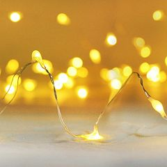 Manor Lane 10-ft. LED String Lights