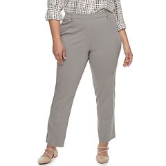 Plus Size Napa Valley Pull-On Millenium Pants
