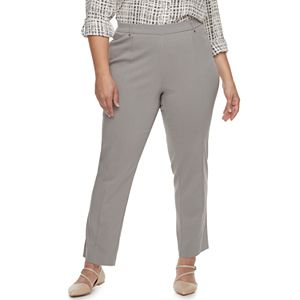c77a142185920 Women s Alfred Dunner Studio Pull-On Pants