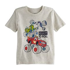 Toddler Boy Jumping Beans® Blaze & The Monster Machines 'Ready To Roll' Crusher, Zeg & Blaze Graphic Tee