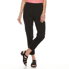 Petite Napa Valley Millennium Pull-On Ankle Pants